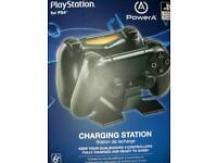 PS4 DOUBLE PAD CHARGING STATION