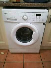 LG F1256qd washing machine