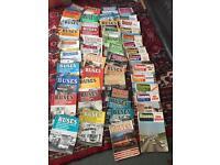 Vintage bus magazines, job Lot 47.