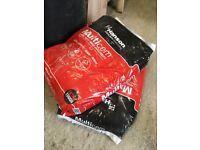 2 Bags Hanson Multicem and Ultipro Mortar Plasticiser
