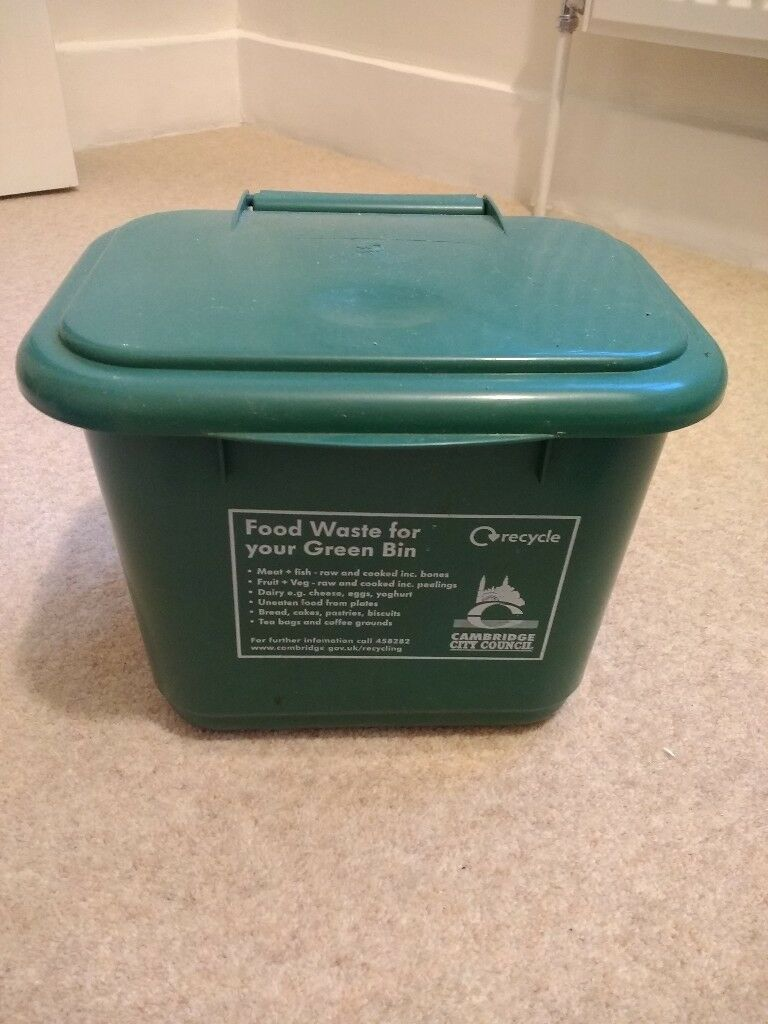 Recycling caddy - free