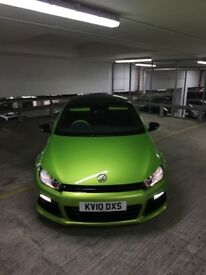 Volkswagen Scirocco 2.0 TDI R - One of a kind! LOOK!