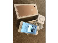 iPhone 7 128gb Unlocked Mint condition