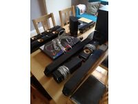 LG 9.1 3D Home Cinema System with glasses +++