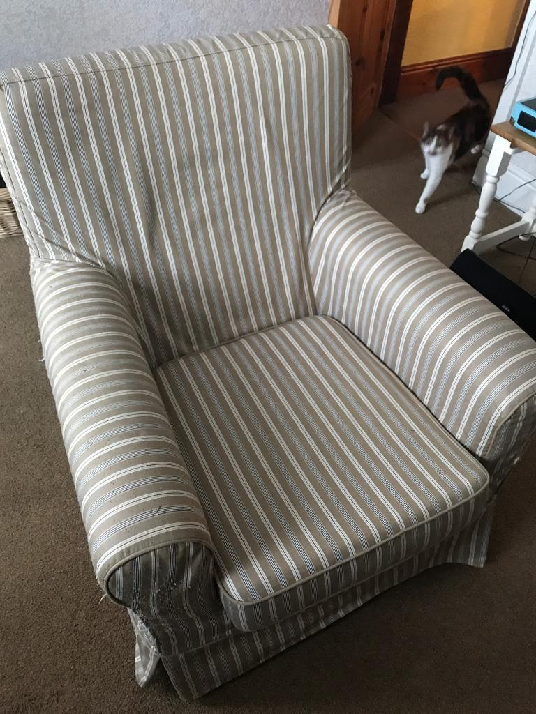 Small ikea armchair from the ektorp range | in Rugeley ...