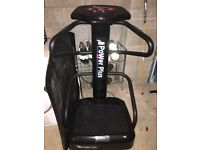Power Plus Vibration Plate