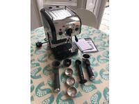 3in1 Dualit Coffee Machine