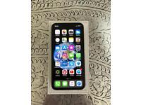 iPhone X, 256gb, Silver, EE Network