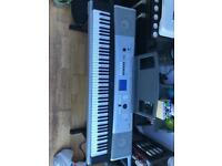 "Yamaha DGX-530 ""Portable Grand"" 88-note Keyboard"