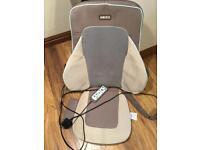 Homedics shiatsu and compression massager