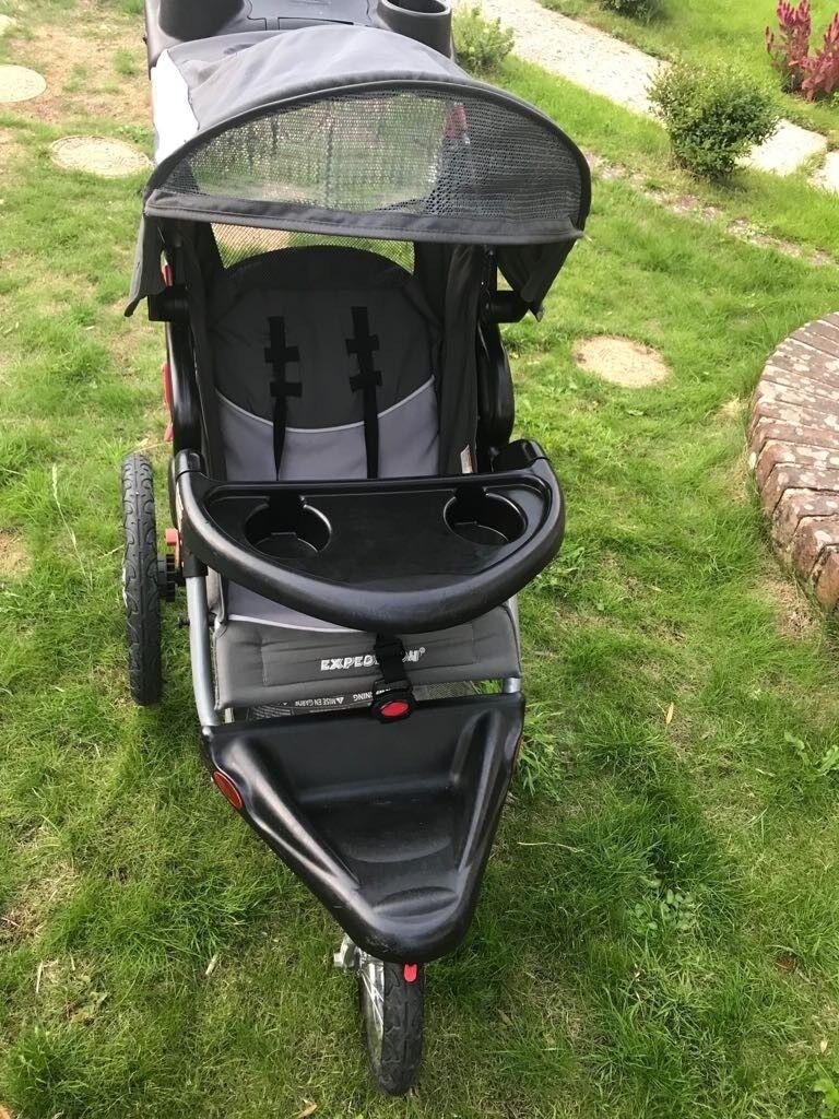 Urgent Baby Trend Expedition Lx Jogger Black Mist In Farnham Surrey Gumtree