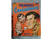 Caricature drawing how to book