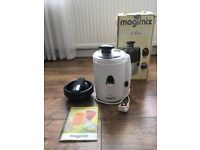 Magimix Le Duo Juice Extractor JUICER w/ Citrus Press in White -- Commercial Grade