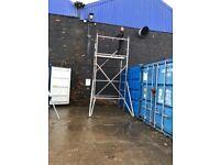 Alto 5.4 m WH alloy scaffold tower