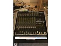 Kam 10 channel professional studio mixer