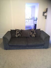 3 seater immaculate sofa, only 3 months old! Selling as needed a bigger one £150 Ono!