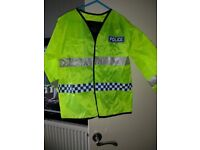 Children's dress up costume - police