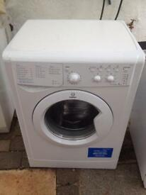Used Indesit washing machine