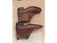 'Office' brown boot