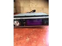 Jvc car stereo CD player Bluetooth immaculate condition any questions just ask