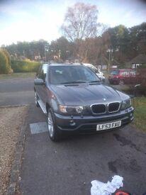 Bmw x5 3.0 d sport auto 2003 ( £25 a month tax)
