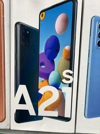 Samsung galaxy A21s 64gb Unlocked new Open