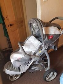 Xtreme 2 piece buggy for sale..