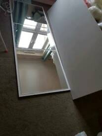 Mirror cupboard