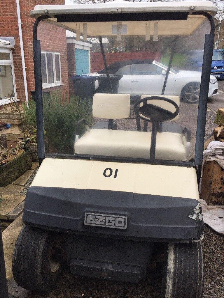 EZGO Petrol Golf Buggy in good working order