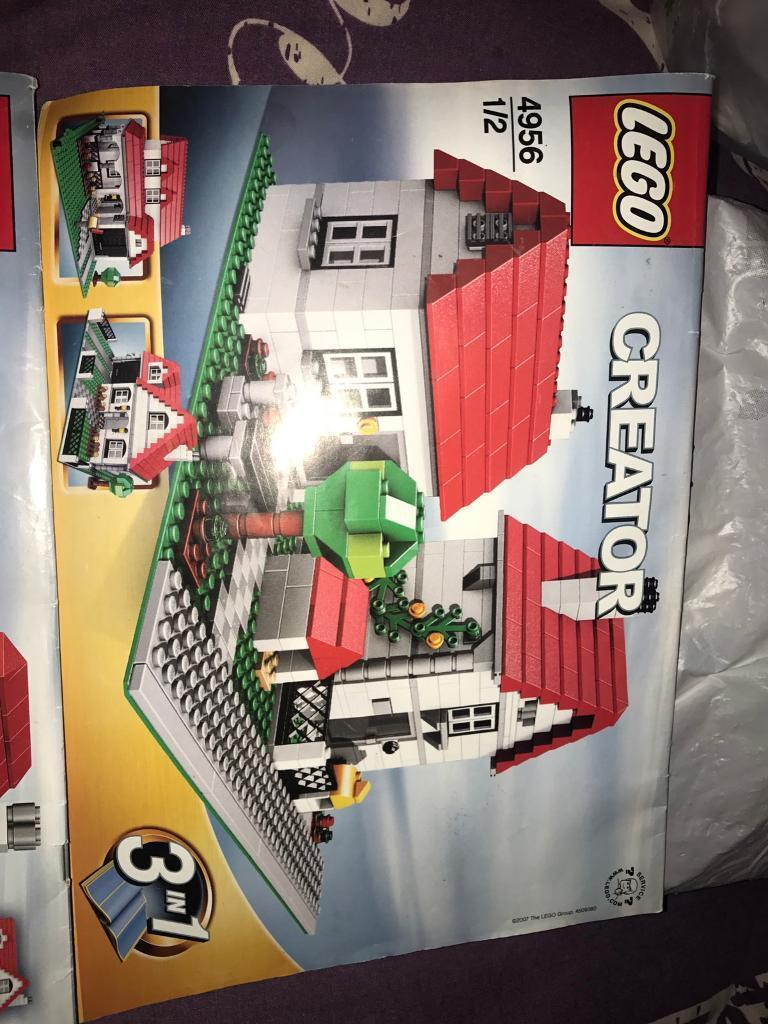 Lego Creator 3 in 1 house