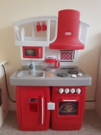 Childrens kitchen. Adjustable height.