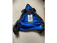 Superdry Arctic Windcheater Jacket Black/Blue
