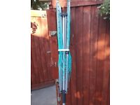 Rotary Garden Clothes Line - 5 ft 6 inches high