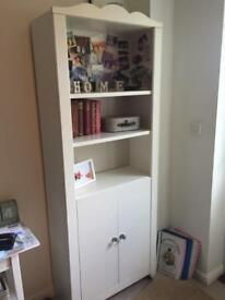 Tall Ikea Book Shelf/Display Cabinet