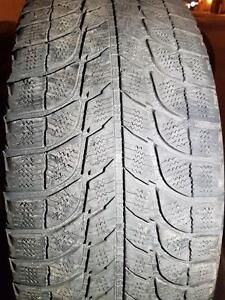 4 PNEU HIVER - MICHELIN 265.65.17 - WINTER TIRE