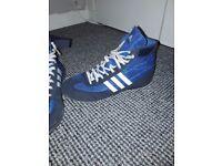 Adidas boxfit 3 mens boxing boots