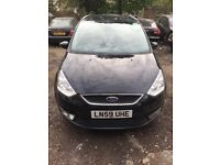 Ford Galaxy 2.0tdi automatic sat/nav spares or repair non-starter