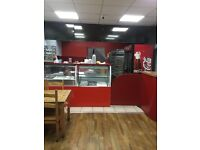 Family run takeaway for sale in Croydon. 17 years lease assignment, Monthly rent only £1000