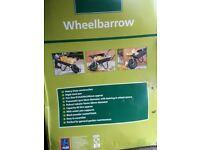New unused - Wheelbarrow - Heavy Duty - 85 litre capacity