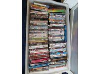 70+ DVDs, mixed genres