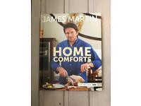 James Martin Cookery book