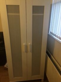 Ikea White Cupboard