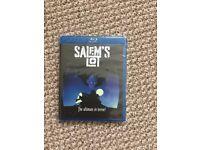 Salem's Lot blu ray, new/sealed