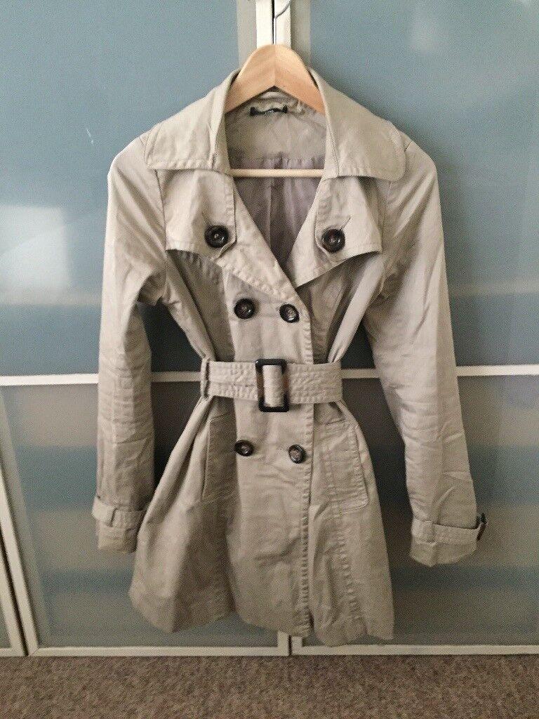 Size 12 Mac style coat