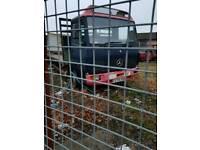 814 Mercedes lorry