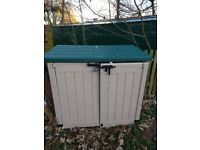 Keter 1200 Outside External Storage Box container for garden - 1200L capacity