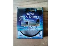 Hoya 40.5mm UV Pro1 Digital Lens Filter - New & Sealed UK Stock