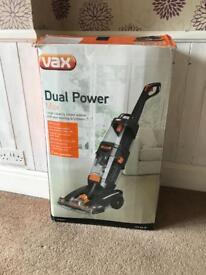 Vax carpet cleaner vacuum