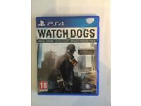 Watch Dogs Special Edition (PS4)