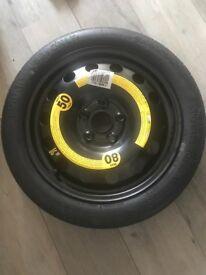 Space saver wheel 16' 5x112 £55